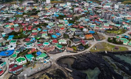 카메라 앵글에 담아낸 오목조목 '제주 섬'